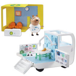 Peppa Pig-Le centre médical