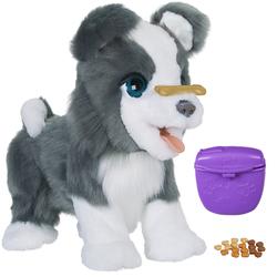 Peluche interactive Ricky Le petit chien très malin
