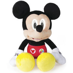 Peluche interactive Mickey émotions