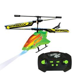 Hot Wheels-Hélicoptère Tiger Shark radiocommandé