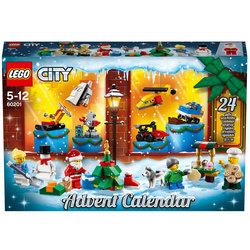 60201 - LEGO® City Calendrier de l'Avent