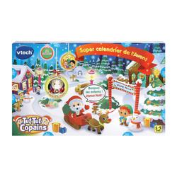 Calendrier de l'Avent Père Noël - Tut Tut Copains