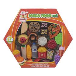 Set de 120 aliments