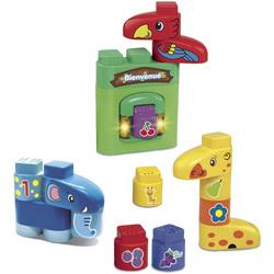 Blocs de construction Mes animaux rigolos - Bla Bla Blocks
