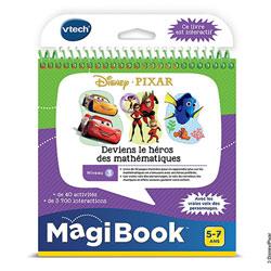 Magibook - Le héros des mathématiques Disney Pixar