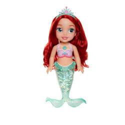 Poupée Ariel chantante et lumineuse 38 cm