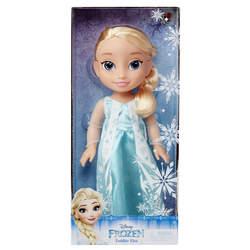 Reine des Neiges - Poupée Elsa 38 cm Robe Deluxe