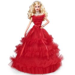 Barbie-Poupée Noël 30 ème anniversaire