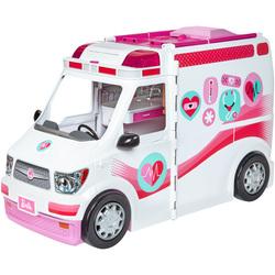 Barbie véhicule médical