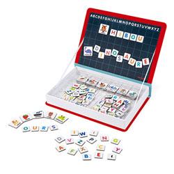 Magnéti'book alphabet français 142 magnets