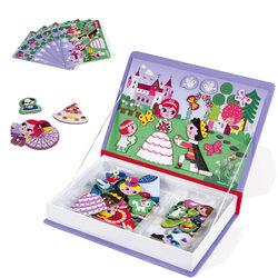 Magnéti'book Princesses 55 magnets