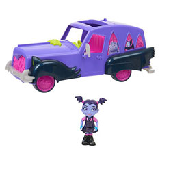 Vampirina-Voiture Vampimobile