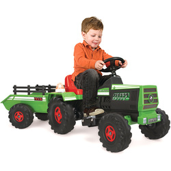Tracteur électrique basic 6V