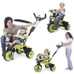 Tricycle évolutif City vert