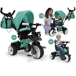 Tricycle évolutif City Max Cobalt