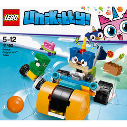 41452-LEGO® Unikitty le tricycle de Prince Puppycorn