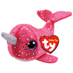 Tenny Tys - Petite Peluche Nelly Narval 8 cm