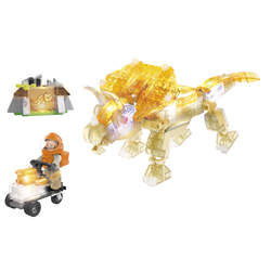 Laser Pegs-Triceratops Charge