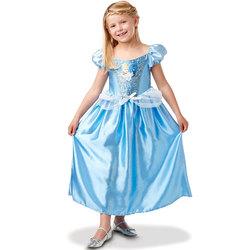 Déguisement Cendrillon robe sequins 7/8 ans - Disney Princesses