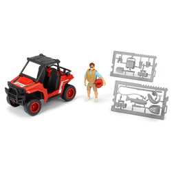 Coffret playlife ranger + figurine