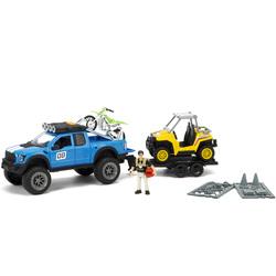 Set véhicules tout terrain