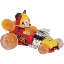 Lanceur super looping Mickey et voiture de course