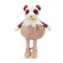 Les Kalines-Doudou Yuna le panda 30 cm