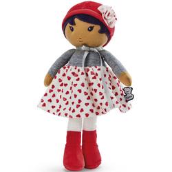 Tendresse-Ma première poupée en tissu Jade K 32 cm