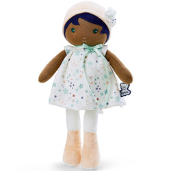 Tendresse-Ma première poupée en tissu Manon K 25 cm