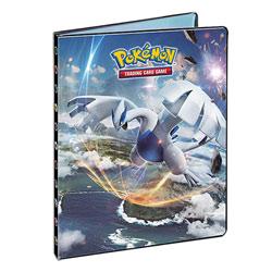 Pokémon Soleil et Lune 8-Cahier range-cartes A4