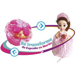 Cupcake Surprise Mariage