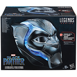 Avengers Legends-Casque Black Panther
