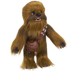Star Wars-Peluche Chewbacca interactif