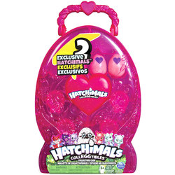 Hatchimals-Mallette de transport avec 2 Hatchimals