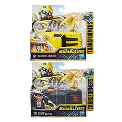 Transformers Bumblebee-Robot propulsion Power series 12 cm