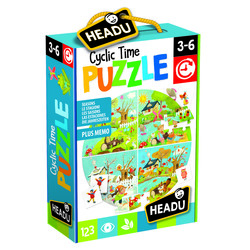 Puzzle temps cyclique