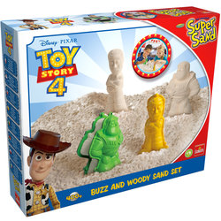 Super Sand Toys Story 4