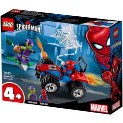 76133-LEGO® Marvel Spiderman et la course poursuite en voiture