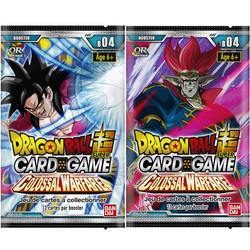 Dragon Ball Super série 4-Booster cartes à collectionner