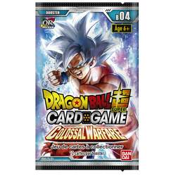 Dragon Ball Super-Booster cartes à collectionner