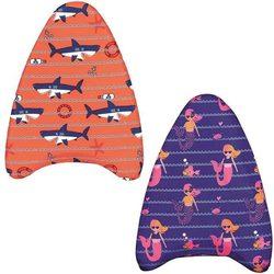 Planche de nage en tissu