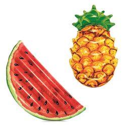 Matelas gonflable fruit