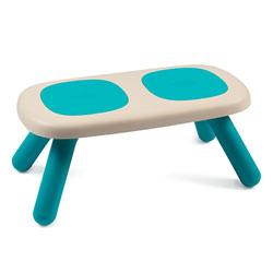 kid banc intérieur / extérieur - double assise - bleu