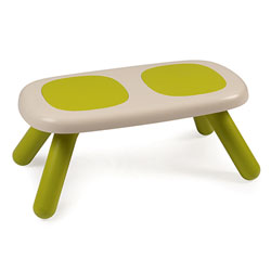 kid banc intérieur / extérieur - double assise - vert