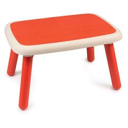 Kid table intérieure / extérieure - rouge