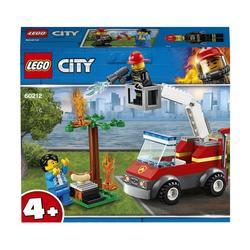 60212 - LEGO® City L'extinction du barbecue