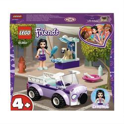 41360 - LEGO® Friends La clinique vétérinaire mobile d'Emma