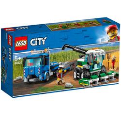 60223 - LEGO® City Le transport de l'ensileuse