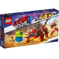 70827 - LEGO® MOVIE 2 Ultrakatty et la guerrière Lucy