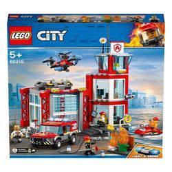 60215 - LEGO® City La caserne de pompiers